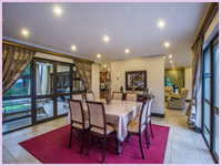 Dining room at 22 Acaciawood Drive
