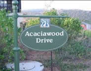 Acaciawood Drive in the Zimbali Coastal Resort