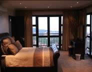 Zimbali upstairs bedroom